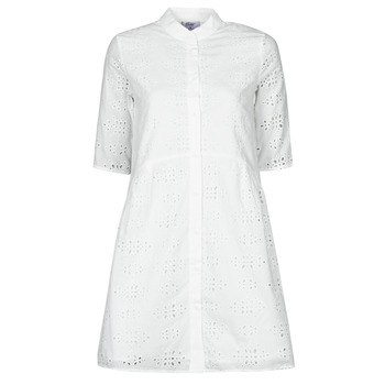 textil Mujer Vestidos cortos Betty London ODA Blanco
