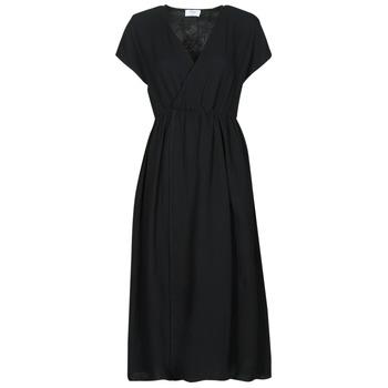 textil Mujer Vestidos largos Betty London ODAME Negro