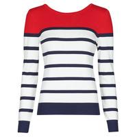 textil Mujer Jerséis Betty London ORALI Rojo / Crudo