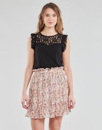 textil Mujer Tops / Blusas Moony Mood OTTIA Negro