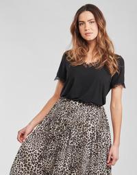 textil Mujer Tops / Blusas Moony Mood OTUIDE Negro