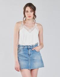 textil Mujer Tops / Blusas Moony Mood OTOP Blanco