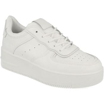 Zapatos Mujer Zapatillas bajas Buonarotti 1CD-1003 Blanco