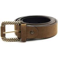 Accesorios textil Mujer Cinturones No Name 68923 LEATHER