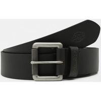 Accesorios textil Hombre Cinturones Dickies South shore leather belt Negro