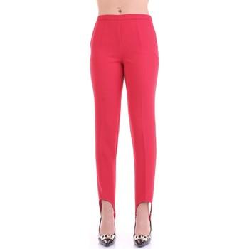 textil Mujer Pantalones chinos Vicolo TW1320 rojo