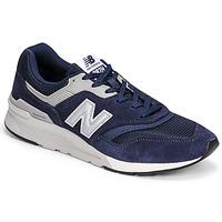 Zapatos Hombre Zapatillas bajas New Balance 997 Marino