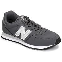 Zapatos Hombre Zapatillas bajas New Balance 500 Gris