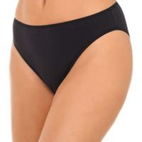 Ropa interior Mujer Braguitas PLAYTEX Pack-2 Braguitas  High Leg Negro