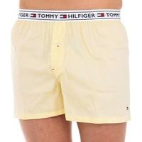 Ropa interior Hombre Boxer Tommy Hilfiger Bóxer Tommy Hilfiger Amarillo