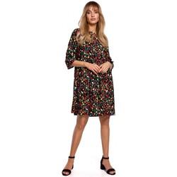 textil Mujer Vestidos cortos Moe M521 Vestido de mangas con volantes - modelo 6