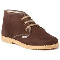 Zapatos Niño Botas de caña baja Cbp - Conbuenpie Botines Safari de piel by CBP Marron