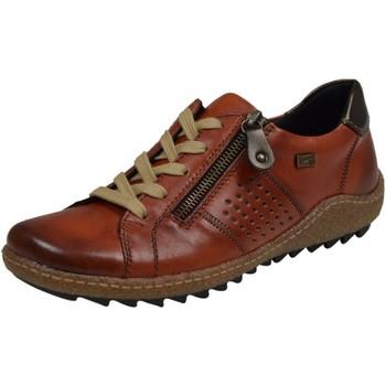 Zapatos Mujer Zapatillas bajas Remonte Dorndorf R471738 Rojos