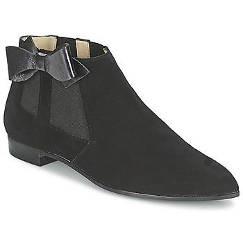 Zapatos Mujer Botas de caña baja Paco Gil PECANTI Negro