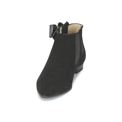 Caña Mujer Botas Zapatos Paco Baja Pecanti Negro De Gil OPk80Xwn