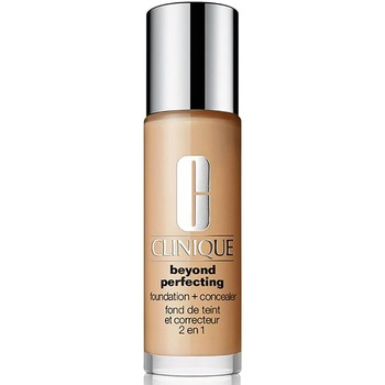 Belleza Mujer Base de maquillaje Clinique BEYOND PERFECTING FOUNDATION AND CONCEALER - 14 VANILLA