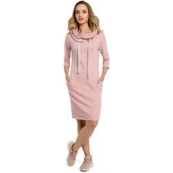 textil Mujer Vestidos Moe M391 Vestido - polvo