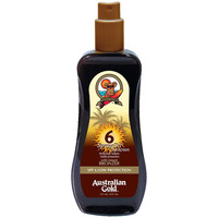Belleza Protección solar Australian Gold SPRAY GEL WITH INSTANT BRONZER SPF6 237ML