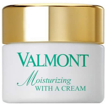 Belleza Mujer Tratamiento facial Valmont NATURE MOISTURIZING WITH A CREAM 50ML