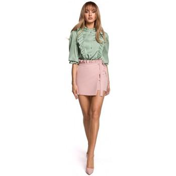 textil Mujer Faldas Moe M515 Skorts - polvo