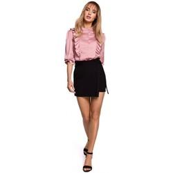 textil Mujer Faldas Moe M515 Skorts - negro