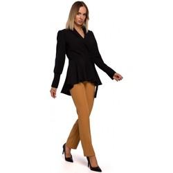 textil Mujer Chaquetas / Americana Moe M529 Chaqueta de cola - negra