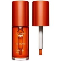 Belleza Mujer Gloss  Clarins EAU A LEVRES 02-ORANGE WATER 7ML