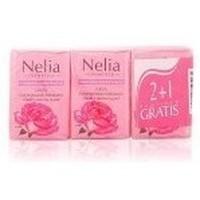 Belleza Productos baño Nelia AGUA ROSAS JABON 3 JABONES X 125 GR