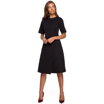 textil Mujer Vestidos cortos Style S240 Vestido de corteza - rojo