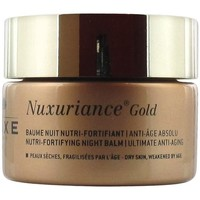 Belleza Mujer Hidratantes & nutritivos Nuxe NUXURIANCE GOLD NUIT BAUME 50ML