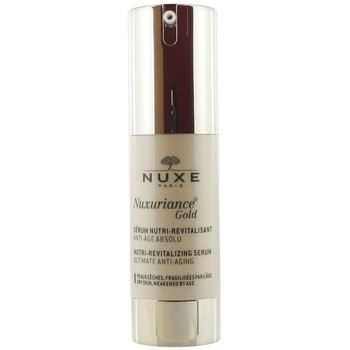 Belleza Mujer Hidratantes & nutritivos Nuxe NUXURIANCE GOLD REVITALIZING SR30ML