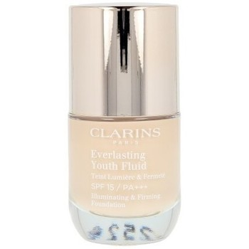 Belleza Mujer Base de maquillaje Clarins EVERLASTING YOUTH FLUID 105 NUDE 30ML
