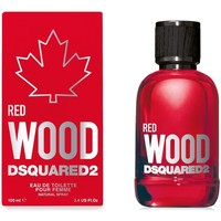 Belleza Mujer Agua de Colonia Dsquared RED WOOD POUR FEMME EDT SPRAY 100ML