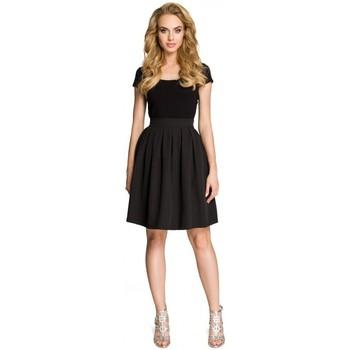 textil Mujer Faldas Moe M237 Falda - negra