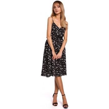 textil Mujer Vestidos cortos Moe M518 Vestido de tirantes en línea - modelo 8