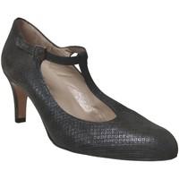 Zapatos Mujer Zapatos de tacón Brenda Zaro F1707 Gris oscuro