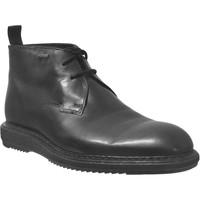 Zapatos Hombre Botas de caña baja Clarks Kenley mid gtx Cuero negro