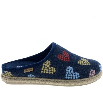 Zapatos Mujer Pantuflas Toni Pons Zapatillas de Casa  Miri-Hf Marino Azul