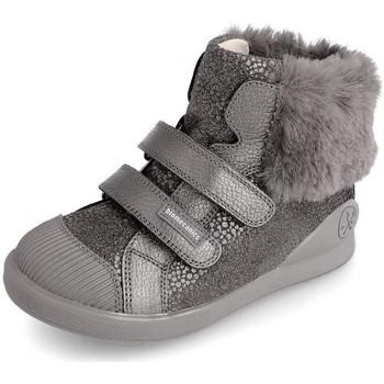 Zapatos Niños Botas de caña baja Biomecanics 191205 Gris