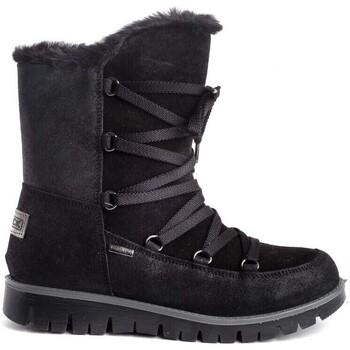 Zapatos Niña Botas Imac 430508 Negro