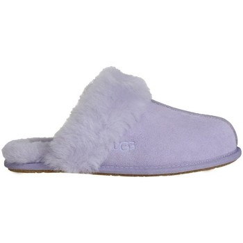 Zapatos Mujer Pantuflas UGG Scuffette II Grises