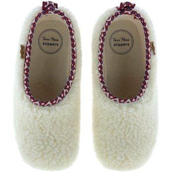 Zapatos Mujer Pantuflas Toni Pons Zapatillas de Casa  Marta-Sh Blanco Blanco