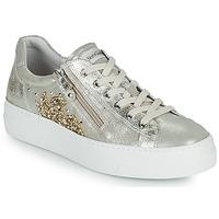 Zapatos Mujer Zapatillas bajas NeroGiardini EDDY Oro
