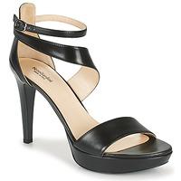 Zapatos Mujer Sandalias NeroGiardini FILOU Negro