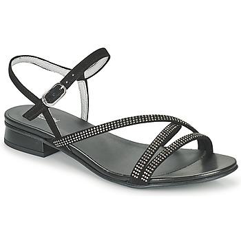 Zapatos Mujer Sandalias NeroGiardini TEDDY Negro