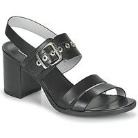 Zapatos Mujer Sandalias NeroGiardini GHILLO Negro