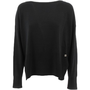 textil Mujer Jerséis Markup 86004 MW suéteres mujer Negro Negro