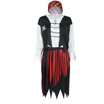 textil Mujer Disfraces Fun Costumes COSTUME ADULTE PIRATE SUZY Multicolor