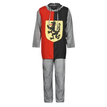 textil Hombre Disfraces Fun Costumes COSTUME ADULTE SIR GAWAIN Multicolor