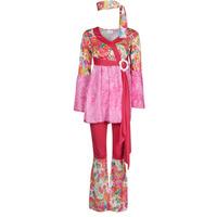 textil Mujer Disfraces Fun Costumes COSTUME ADULTE HAPPY DIVA Multicolor